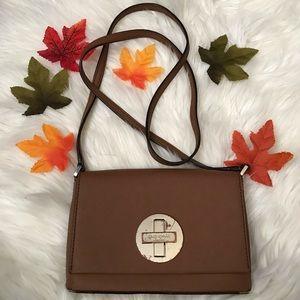 ♠️Kate Spade - Mini Brown Crossbody